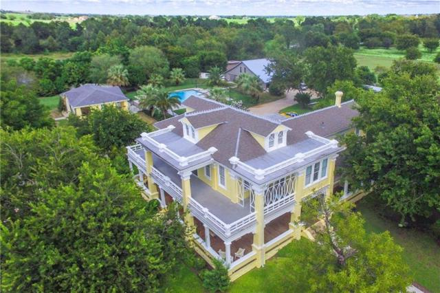 2109 E Fourth, Taylor, TX 76574 (#7520020) :: The Gregory Group