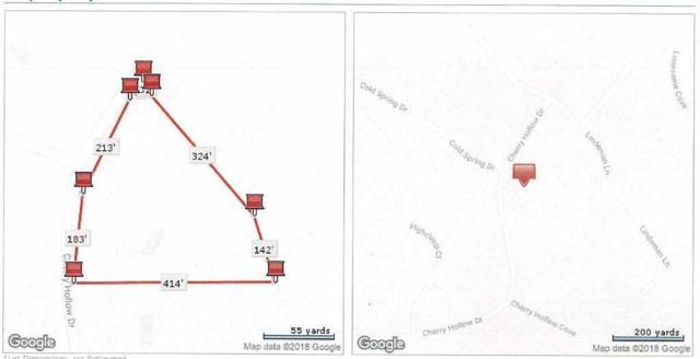 21507 Cherry Hollow Dr, Leander, TX 78641 (#7521452) :: Amanda Ponce Real Estate Team
