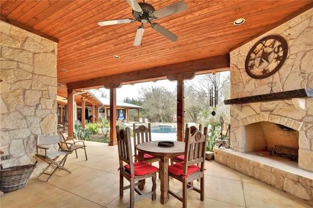 2821 Sulphur Wells Rd, Salado, TX 76571 (#7522092) :: First Texas Brokerage Company