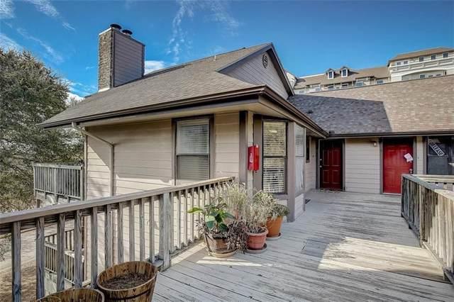 402 N Fredericksburg St #11, San Marcos, TX 78666 (#7522227) :: Papasan Real Estate Team @ Keller Williams Realty