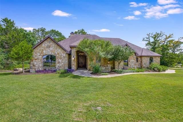 143 Mills Xing, Bastrop, TX 78602 (#7523042) :: Papasan Real Estate Team @ Keller Williams Realty