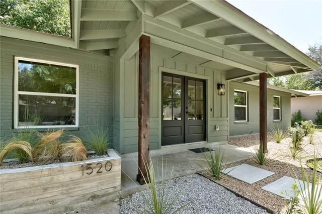 1520 Villanova Dr, Austin, TX 78757 (MLS #7523158) :: Vista Real Estate