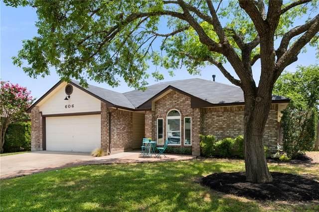 606 Kathleen Ln, Leander, TX 78641 (#7523987) :: Papasan Real Estate Team @ Keller Williams Realty