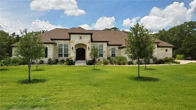 136 Pioneer Psge, Bastrop, TX 78602 (#7525285) :: Front Real Estate Co.