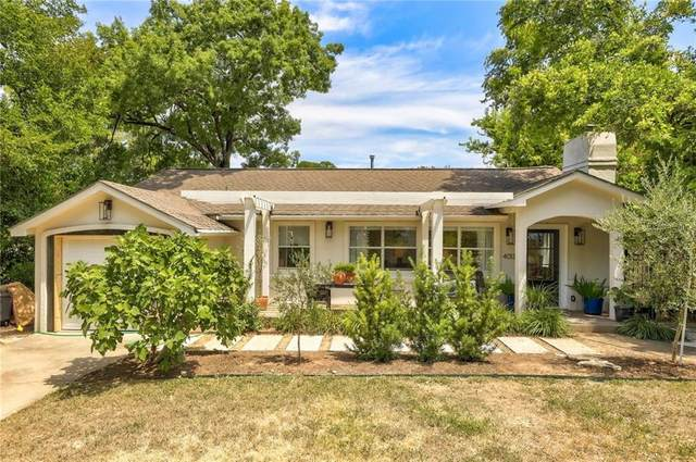 4013 Ridgelea Dr, Austin, TX 78731 (#7525897) :: The Perry Henderson Group at Berkshire Hathaway Texas Realty