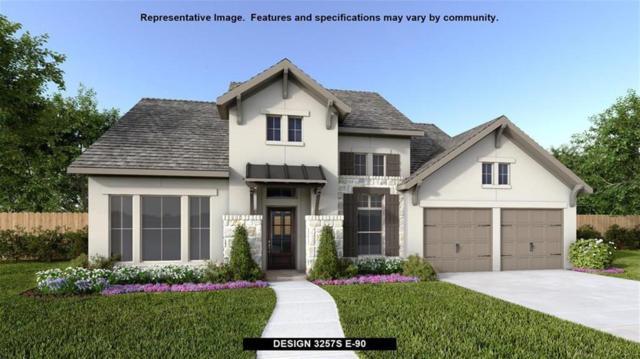 705 Hiddencreek Way, Georgetown, TX 78626 (#7527719) :: The Perry Henderson Group at Berkshire Hathaway Texas Realty