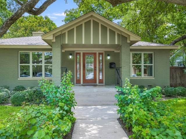 3804 Avenue G, Austin, TX 78751 (#7527790) :: The Summers Group