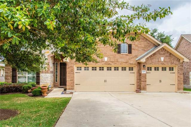 2021 Tribal Way, Leander, TX 78641 (#7529262) :: Service First Real Estate