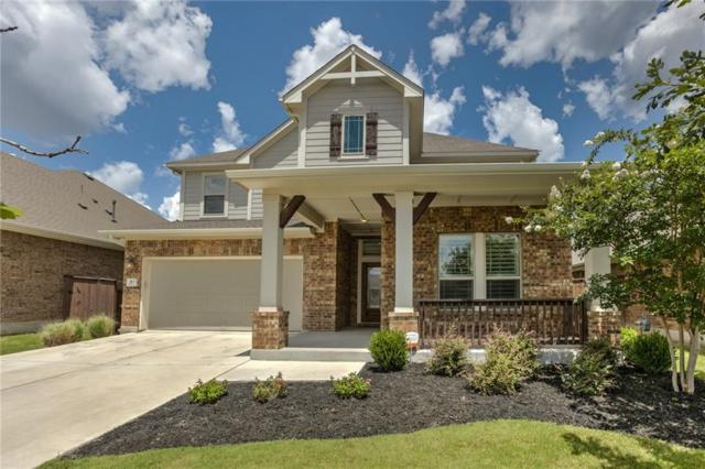413 Inspiration Dr, Liberty Hill, TX 78642 (#7530273) :: The Heyl Group at Keller Williams