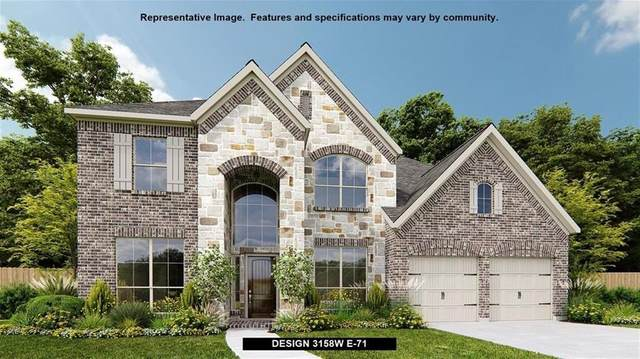 820 Heartleaf Dr, Leander, TX 78641 (#7532035) :: The Perry Henderson Group at Berkshire Hathaway Texas Realty