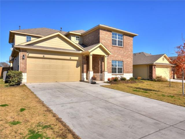 407 Camellia Dr, Hutto, TX 78634 (#7532190) :: RE/MAX Capital City