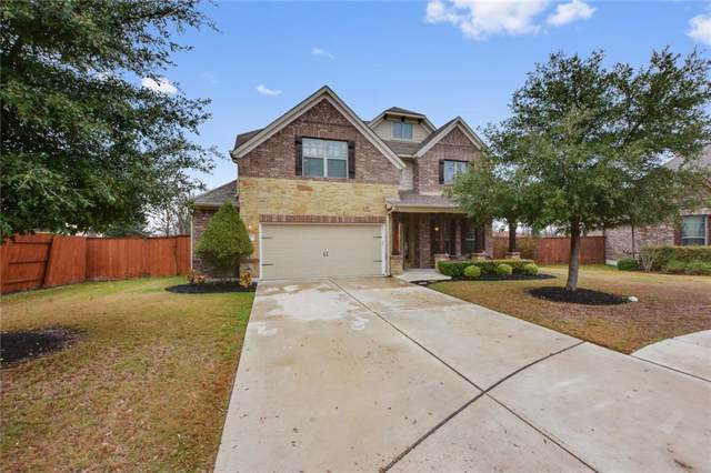 2572 Santa Barbara Loop S, Round Rock, TX 78665 (#7534698) :: The Perry Henderson Group at Berkshire Hathaway Texas Realty
