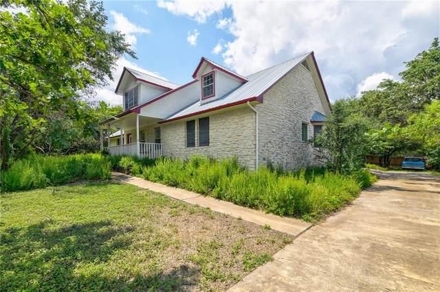 1003 Oak Hollow Dr, Leander, TX 78641 (#7539638) :: Papasan Real Estate Team @ Keller Williams Realty