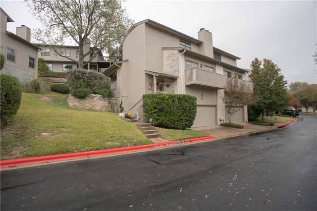 5512 Oakwood Cv #161, Austin, TX 78731 (#7540310) :: Douglas Residential