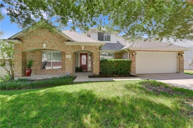 105 Loyola Dr, Pflugerville, TX 78660 (#7543264) :: Papasan Real Estate Team @ Keller Williams Realty