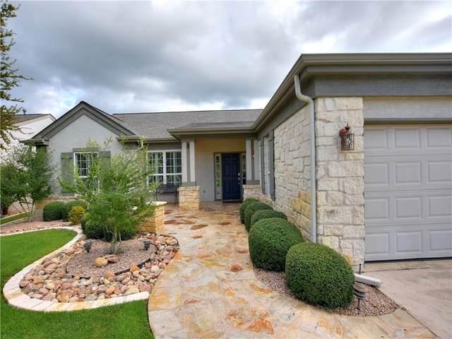213 Armstrong Dr, Georgetown, TX 78633 (#7544627) :: Papasan Real Estate Team @ Keller Williams Realty