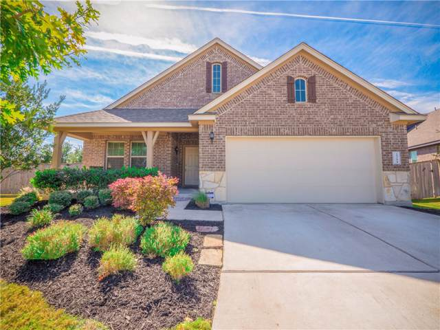 1516 Daylily Loop, Georgetown, TX 78626 (#7544883) :: Lucido Global