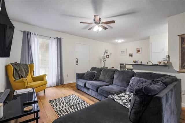 2207 Leon St #203, Austin, TX 78705 (#7547254) :: Ben Kinney Real Estate Team