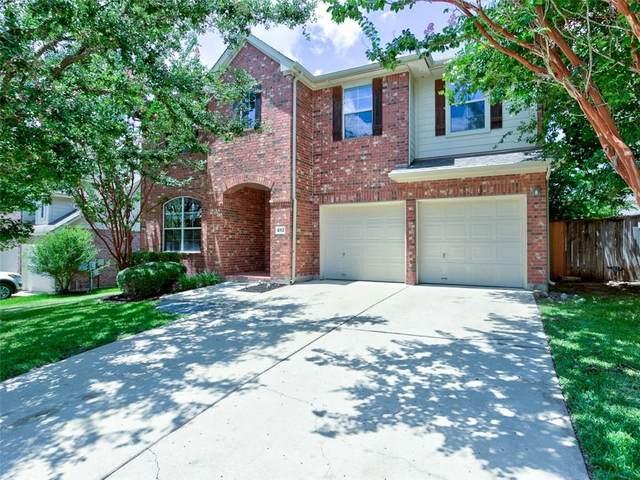 1012 Mesquite Hollow Pl, Round Rock, TX 78665 (#7550330) :: Papasan Real Estate Team @ Keller Williams Realty