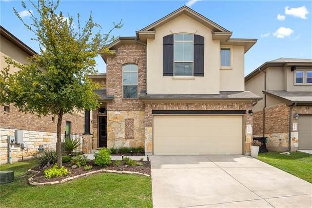 1401 Little Elm Trl #232, Cedar Park, TX 78613 (#7550490) :: Ben Kinney Real Estate Team