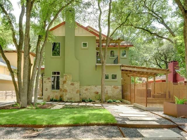 2913 Cherry Ln A, Austin, TX 78703 (#7550918) :: Papasan Real Estate Team @ Keller Williams Realty