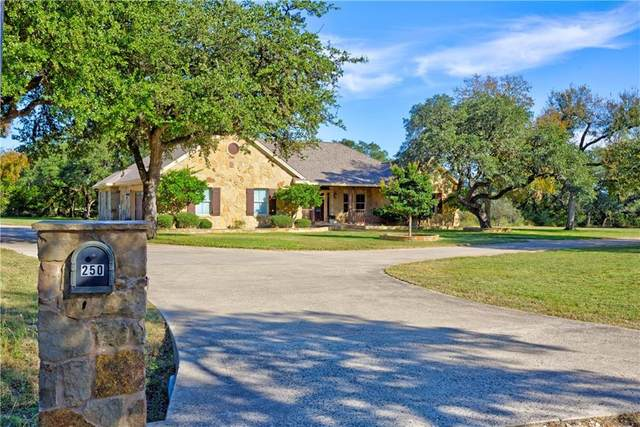 250 Towering Oaks Dr, Dripping Springs, TX 78620 (#7552712) :: The Summers Group