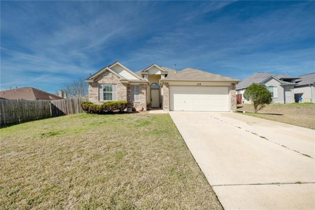109 Steel Lake Dr, Kyle, TX 78640 (#7553221) :: The Perry Henderson Group at Berkshire Hathaway Texas Realty