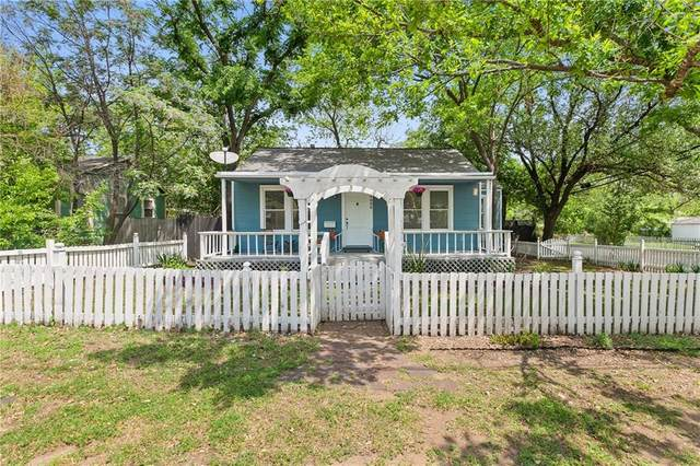 1008 E 43rd St, Austin, TX 78751 (#7555446) :: The Perry Henderson Group at Berkshire Hathaway Texas Realty