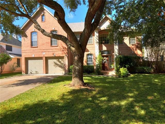 707 Delmar Dr, Georgetown, TX 78626 (#7556753) :: Zina & Co. Real Estate