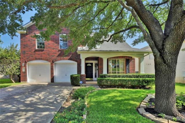 5008 Barlow Dr, Round Rock, TX 78681 (#7558316) :: The Gregory Group