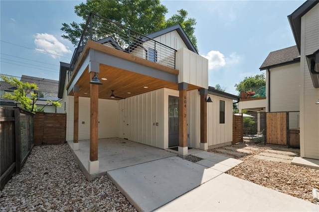 604 Amesbury Ln #2, Austin, TX 78752 (MLS #7560452) :: Brautigan Realty
