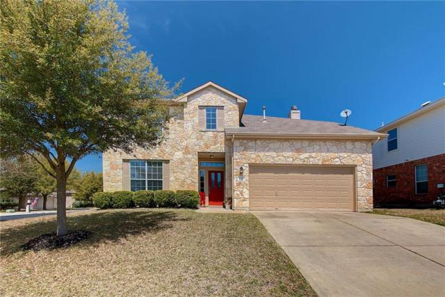 2301 Caprock Pl, Georgetown, TX 78626 (#7561800) :: The Heyl Group at Keller Williams