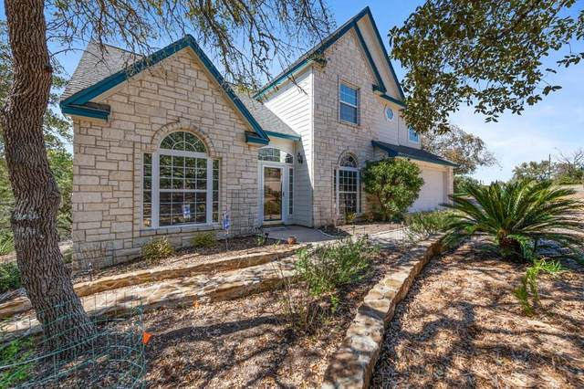 2830 County Road 137, Burnet, TX 78611 (#7562420) :: The Perry Henderson Group at Berkshire Hathaway Texas Realty