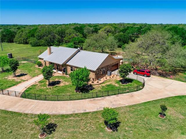 419 Spears Ranch Rd, Jarrell, TX 76537 (#7562433) :: Lauren McCoy with David Brodsky Properties