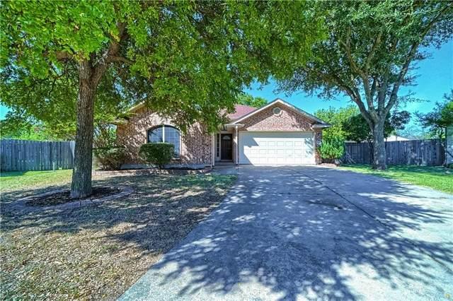 3105 Anacacho Cv, Round Rock, TX 78664 (#7563242) :: Papasan Real Estate Team @ Keller Williams Realty
