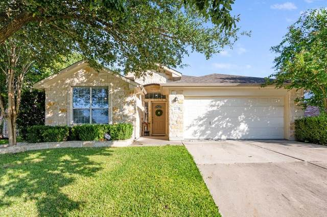 4023 Meadow Bluff Way, Round Rock, TX 78665 (#7564772) :: RE/MAX Capital City