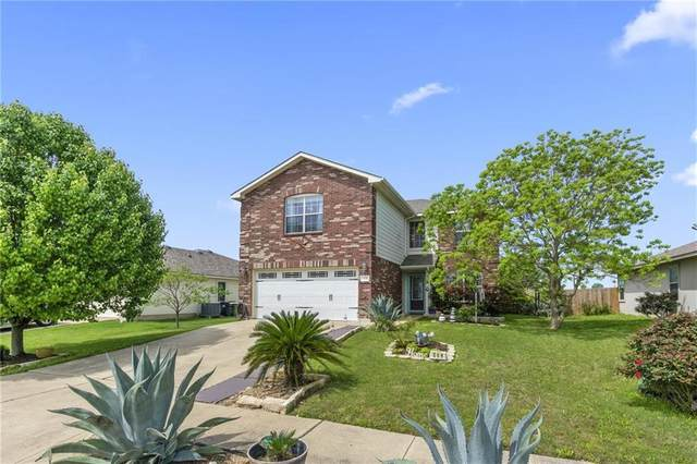 509 Saul St, Hutto, TX 78634 (#7566256) :: The Gregory Group