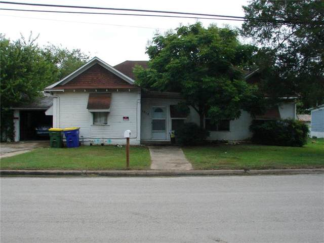 1510 N College St, Gonzales, TX 78629 (#7566877) :: RE/MAX Capital City