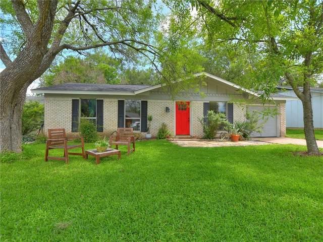 2319 Campden Dr, Austin, TX 78745 (#7567690) :: Front Real Estate Co.