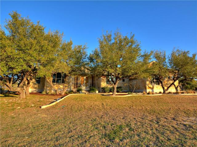 617 Canyon Rim Dr, Dripping Springs, TX 78620 (#7568319) :: The Heyl Group at Keller Williams