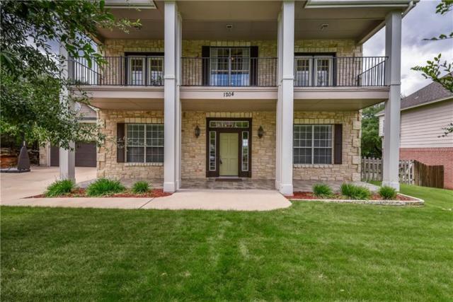1204 Mayan Way, Austin, TX 78733 (#7568599) :: Ana Luxury Homes