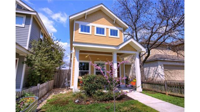 5106 C Caswell Ave, Austin, TX 78751 (#7570540) :: The Heyl Group at Keller Williams