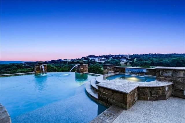 3309 Crystal Falls Pkwy, Leander, TX 78641 (#7570797) :: Papasan Real Estate Team @ Keller Williams Realty
