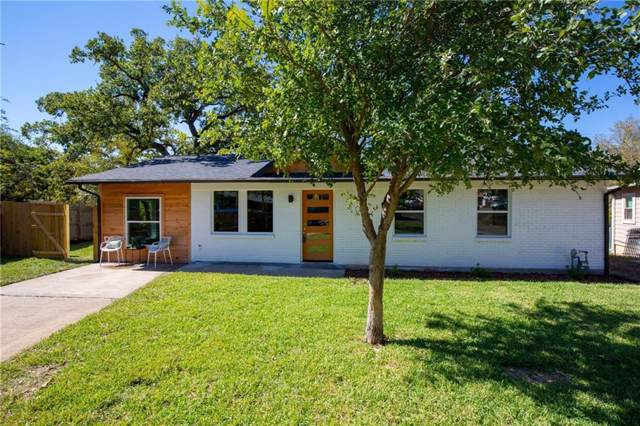 1302 Astor Pl, Austin, TX 78721 (#7571611) :: The Perry Henderson Group at Berkshire Hathaway Texas Realty