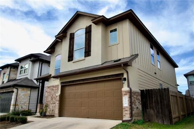 904 Firebranch Trl #98, Austin, TX 78748 (#7573498) :: Papasan Real Estate Team @ Keller Williams Realty