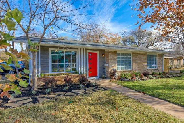 1112 Arcadia Ave, Austin, TX 78757 (#7575091) :: Ben Kinney Real Estate Team