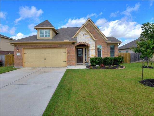 203 Anderson St, Hutto, TX 78634 (#7576240) :: The Heyl Group at Keller Williams