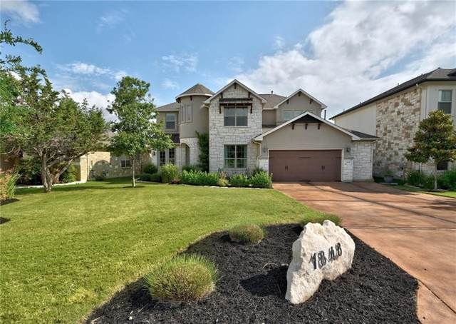 1848 Harvest Dance Dr, Leander, TX 78641 (#7576581) :: The Perry Henderson Group at Berkshire Hathaway Texas Realty