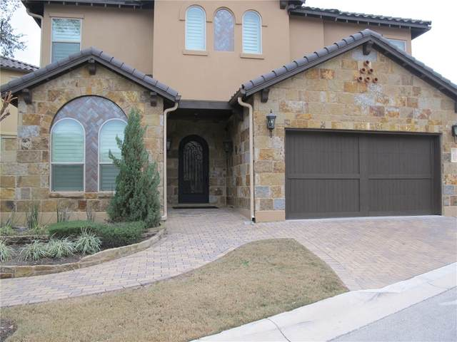 4501 Westlake Dr #23, Austin, TX 78746 (#7576705) :: The Perry Henderson Group at Berkshire Hathaway Texas Realty