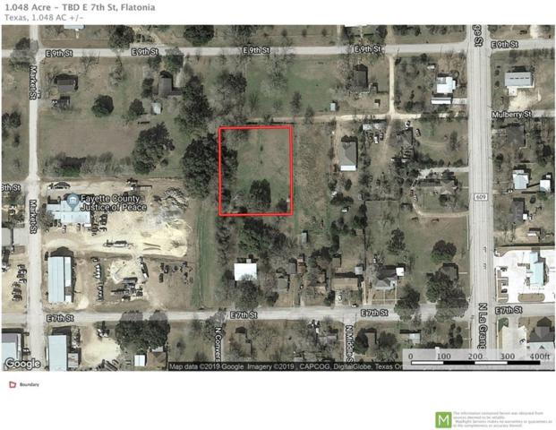TBD Mulberry St, Flatonia, TX 78941 (#7576958) :: The Perry Henderson Group at Berkshire Hathaway Texas Realty